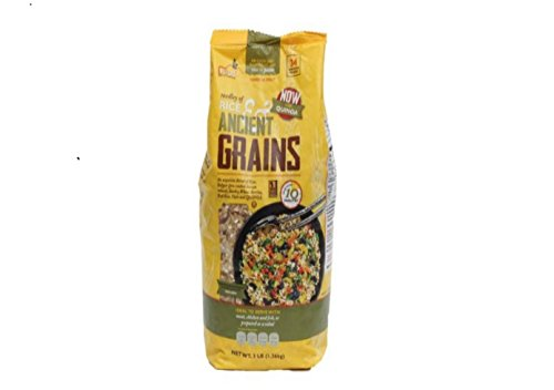 Grains Rice Bag - Ancient Grains Medley of Rice Now With Quinoa 3LB Bag