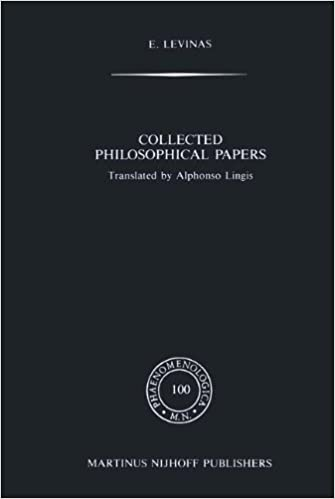 Book Collected Philosophical Papers (Phaenomenologica)
