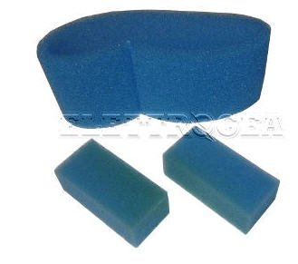Polti Vaporetto Lecoaspira 710 Verde.Kit Filtri Blu Per Vaporetto Polti As800 Tpas0011 Amazon It Casa E