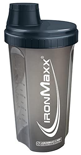 IronMaxx Shaker Antracita, 1 unidad (1 x 101 g)