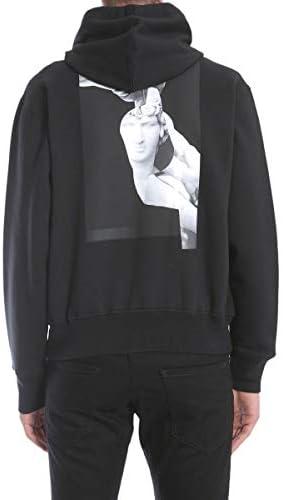 Versace Luxury Fashion Herren A78009A219529A008 Schwarz Baumwolle Sweatshirt | Jahreszeit Outlet