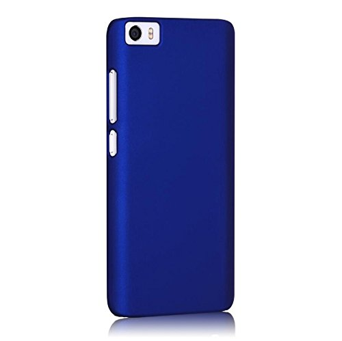Price comparison product image Flos Xiaomi Mi5 case, Surface Protective Perfect Fit Case For Xiao MI Mi5 (Blue)