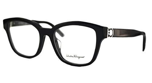 (Eyeglasses Salvatore Ferragamo SF 2775 214 Black/Clear Lens)