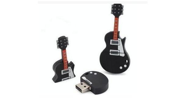 Row 120cc creativos CD 16 G la Guitarra Negra creativos Caricatura ...