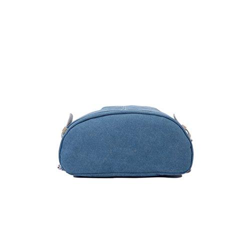 Bolso De Oath Asas Azul song Beige Para Mujer Medium P5qqzwpx