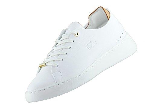 Lacoste Eyyla 317 Weiss 734CAW0080098 Sneaker Weiß