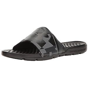 Under Armour Men's Strike Splice Slide Cross Trainer Shoe