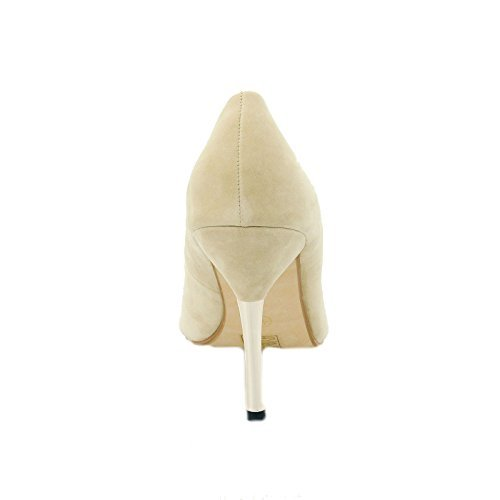 Shoes Party Womens Suede Formal Court Evening Faux Nude xOxf1qw4