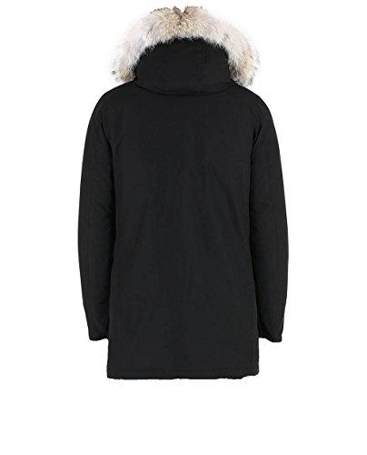 Nf Black Da Parka Cn01 Woolrich New Wocps2476 Arctic Uomo qxOnEU