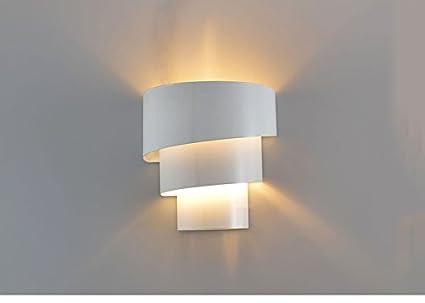 Amazon.com: LED Luces de pared lámpara de pared LED de pared ...
