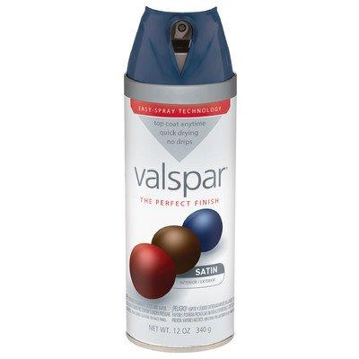 Price comparison product image Premium Enamel Spray Paint [Set of 6] Color: Indigo Streamer Satin