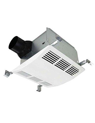 Premium Bathroom Exhaust Fan - AirZone Fans SE110X Ultra Quiet Premium 1000W Heater Exhaust Fan Combo, AC, 120V