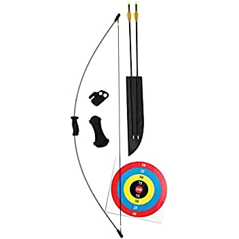 Bear Archery Wizard Bow Set (Right Hand/Left Hand)