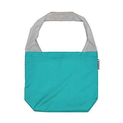flip & tumble Premium Reusable Grocery Bag - perfect Shopping Bag, Beach Bag, Travel Bag, and more