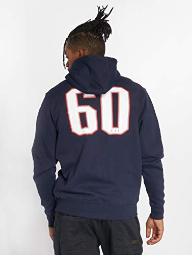 A NEW ERA Era England Patriots Zip Hoody Team Apparel NFL Established Number Navy - XS: Amazon.es: Ropa y accesorios