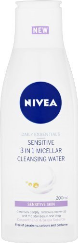 Nivea Sensitive 3In1 Micellar Cleansing Water Acqua Micellare - 1 Prodotto 40792