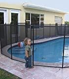 Safety Fence for In-ground Pools 4' x 12' Section