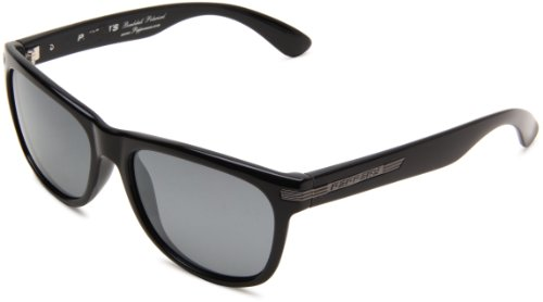 Pepper's Women's Westwood, Black Frame/Smoke Lens, one Size -