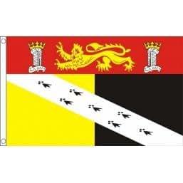 Norfolk (Old)–Británico condados & Regional banderas