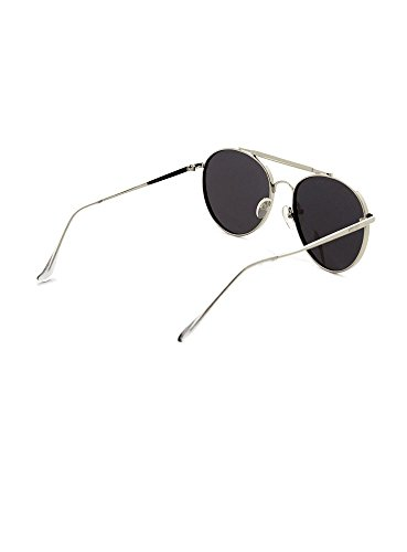 Rockaway BAY Gafas de Lentes KOALA Plata Sol Plata wS7WIq6Fq1
