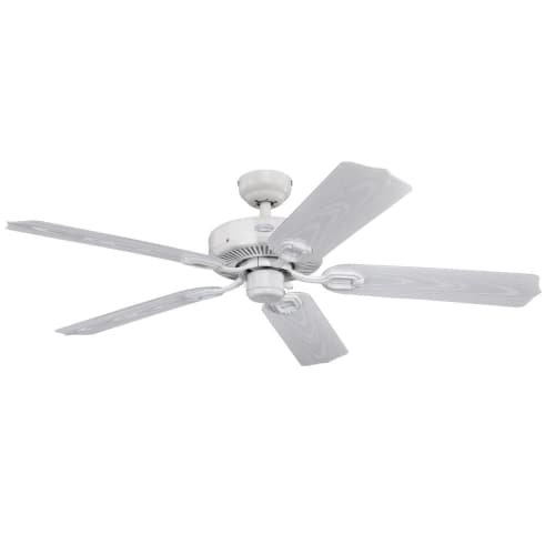 Westinghouse7216900 Deacon 52-inch White Indoor/Outdoor Ceiling Fan by Westinghouse