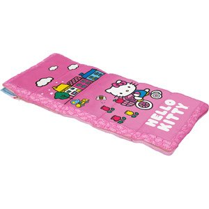 Hello Kitty Youth Sleeping Bag with 2.0-Pound Fill, 28 x 56-Inch, Outdoor Stuffs