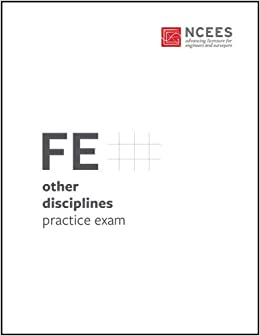 Fe other disciplines practice exam ncees 9781932613865 amazon fe other disciplines practice exam ncees 9781932613865 amazon books fandeluxe Choice Image