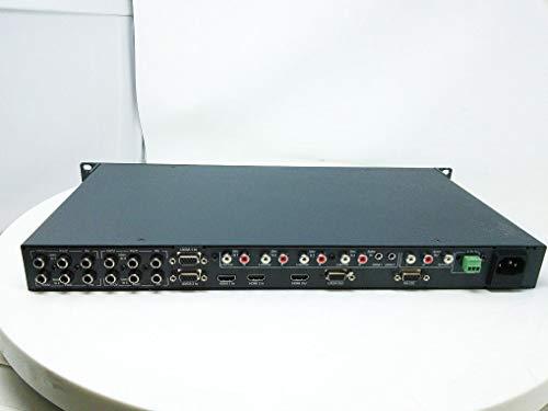Kramer HQV ProScale Presentation Scaler/Switcher VP-728