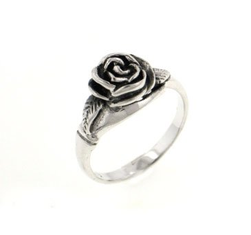 Flowers Rose Ring - 1