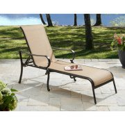 - Better Homes and Gardens Warrens Aluminum Chaise Lounge