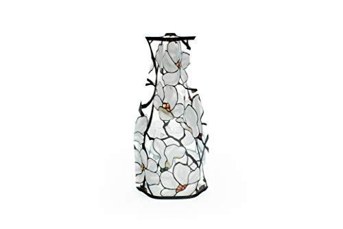 MODGY Collapsible and Expandable Plastic Vase (Louis C. Tiffany Magnolia ()