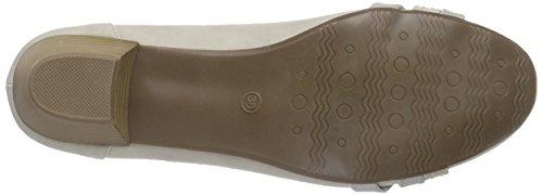 Jane Klain 223 703 - zapatos de tacón cerrados de material sintético mujer Gris - Grau (Lt. Grey 229)