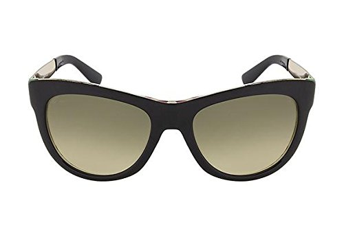 6442b54a36 Gucci GG3739S NIEED Womens Sunglasses Glasses Black Crystal Gold  Amazon.co. uk  Clothing