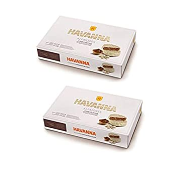 Image Unavailable. Image not available for. Color: Havanna Alfajores Chocolate Blanco ...