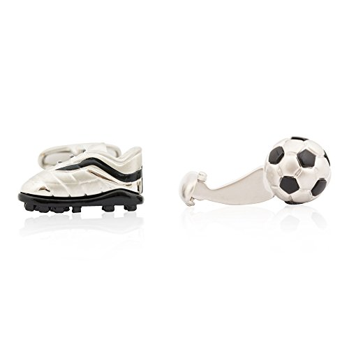 Cuff-Daddy Soccer Football & Cleats Cufflinks