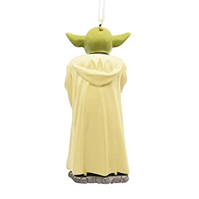 Hallmark Star Wars Yoda Ornament Movies & TV,Sci-Fi