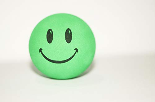 Car Antenna Topper Pencil - MMTH 1x Happy Smiley Car Antenna Topper Aerial Ball Decoration Toy Green