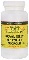 Y.S. Organic YS Eco Bee Farms Royal Rush -- 5 oz