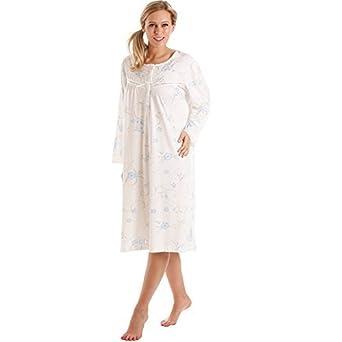 e83b6ac0308ff Lady Olga - Chemise de Nuit - Femme: Amazon.fr: Vêtements et accessoires