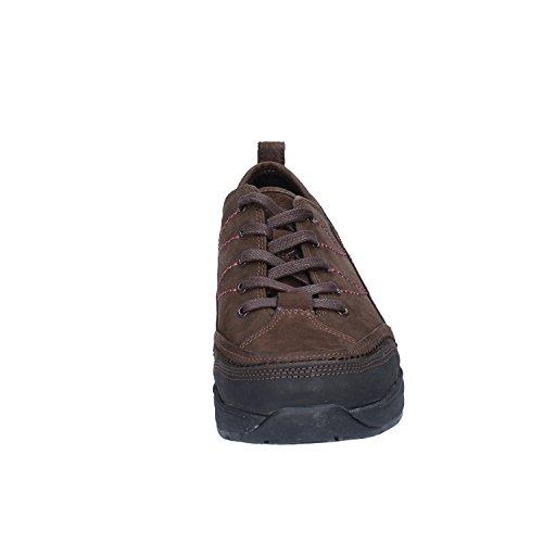Marrone Nabuck Donna Pelle Mbt Sneaker tRXIqwp