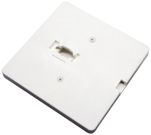 PLC Lighting TR152 WH Track Lighting One Circuit Accessories Collection, White Finish by PLC Lighting