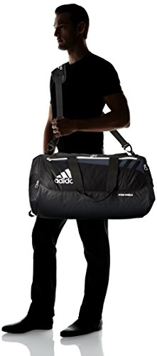4a87758a11d3 NEW Adidas Duffel Bag Strong   durable Adjustable removable shoulder ...