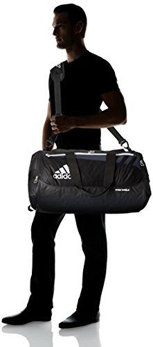 Adidas Sporttasche, Team-Kollektion Schwarz