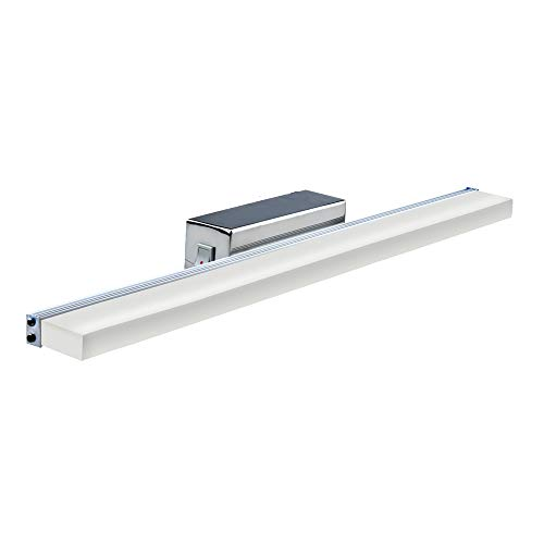Bathroom Vanity Light Acrylic Led Mirror Front Light Make Up Wall Lamp Fixtures: Bathroom Vanity Mirror Light, 7W Make-Up Mirror Front Light Acrylic Rectangle Tube Light Fixture