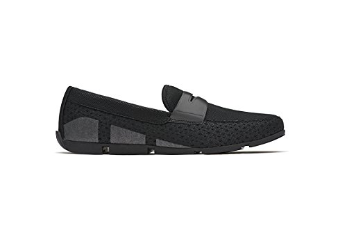 Summer Pool and Penny SWIMS Breeze For Black Loafer Mens WXnqvC0