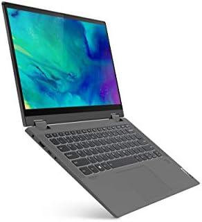 Lenovo Flex 5 14″ 2-in-1 Laptop, 14.0″ FHD (1920 x 1080) Touch Display, AMD Ryzen 5 4500U Processor, 16GB DDR4, 256GB SSD, AMD Radeon Graphics, Digital Pen Included, Win 10, 81X20005US, Graphite Grey 31xQP9oxsML