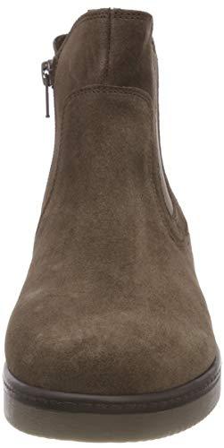 Chelsea Fashion Shoes Femme Mohair 13 Bottes Gabor Marron ndYXqP0Pf