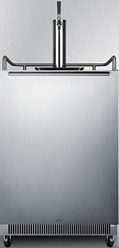Summit SBC677BI Wine Dispenser, Stainless-Steel