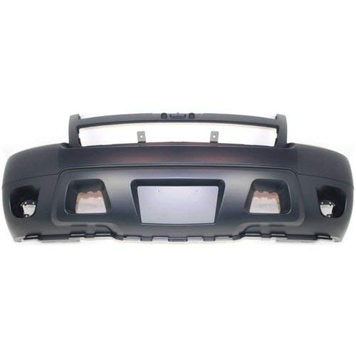 2007 avalanche front bumper cover - 6
