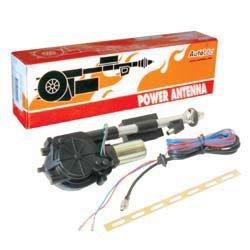 AutoLoc PAC Antenna Kit (Chrome Power Antenna Kit)